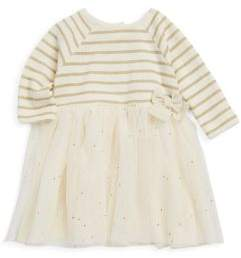 Petit Bateau Baby's Lentille Long Sleeve Dress
