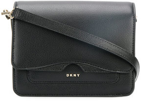 Donna Karan mini flap shoulder bag