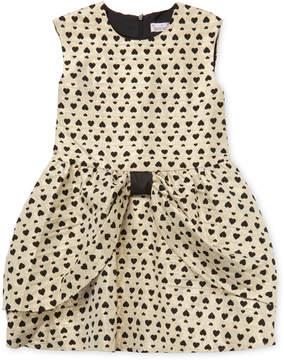 Halabaloo All Over Heart Bow Skirt Dress