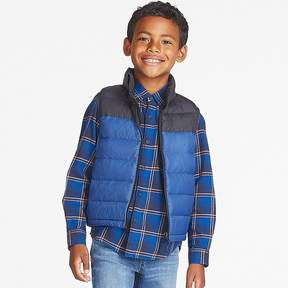 Uniqlo Boy's Light Warm Padded Vest