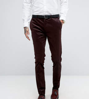 ONLY & SONS Super Skinny Suit Pant In Cord