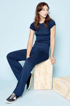 Lily Ashwell Girl Pants - Navy
