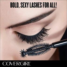 Cover Girl So Lashy! blastPRO Waterproof Mascara, Extreme Black
