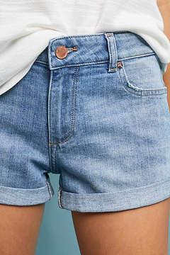 DL1961 Renee Low-Rise Denim Shorts