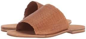 Frye Riley Woven Slide Women's Sandals
