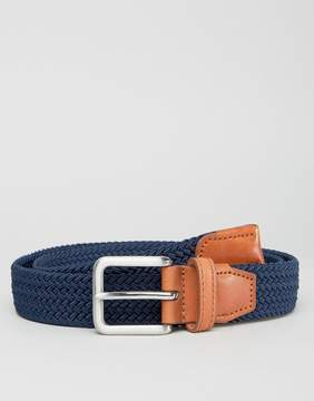 Jack and Jones Woven Belt
