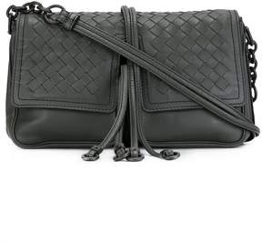 Bottega Veneta interlaced leather crossbody bag