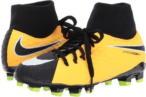 Nike Hypervenom Phelon III Dynamic Fit Firm Ground Football Boot Kids Shoes
