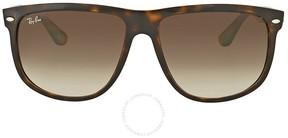 Ray-Ban Light Brown Gradient Sunglasses