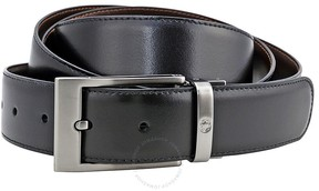 Montblanc Casual Collection Reversible Leather Belt