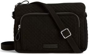 Vera Bradley Iconic RFID Hipster Cross-Body Bag - CLASSIC BLACK - STYLE