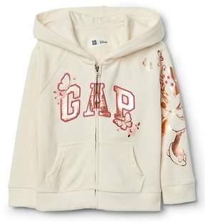 Gap babyGap | Disney Embroidered Hoodie Sweatshirt
