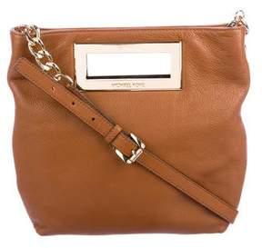 Michael Kors Leather Crossbody Bag