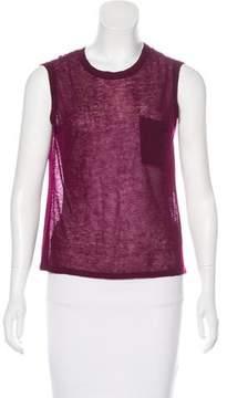 Autumn Cashmere Cashmere Knit Top w/ Tags