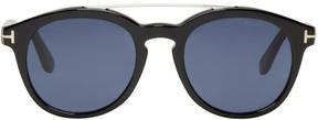 Tom Ford Black Newman Sunglasses
