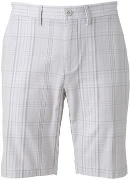 Apt. 9 Men's Modern-Fit Plaid Stretch Shorts