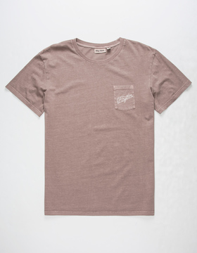 rhythm Pocket Mens Pocket Tee