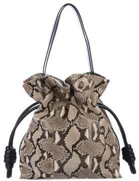 Loewe Python Flamenco Bag