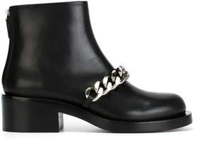 Givenchy 'Laura' chain detail boots