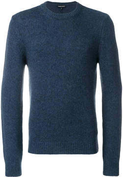Emporio Armani long sleeved sweatshirt