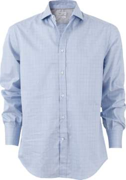 Brunello Cucinelli Button Down Checked Shirt