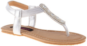 KensieGirl Band Sandals