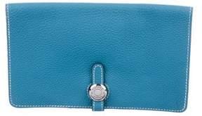 Hermes Togo Dogon Vertical Wallet
