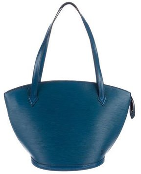 Louis Vuitton Epi St. Jacques Shopping GM - BLUE - STYLE