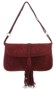 Ralph Lauren Suede Shoulder Bag