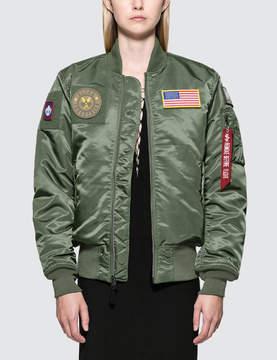 Alpha Industries MA-1 Flex Core Flight Jacket