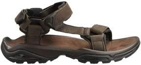Teva Terra Fi 4 Leather Sandal
