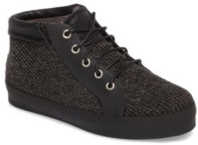 dav Women's Hampton Waterproof Mid Sneaker