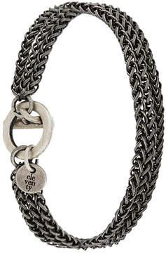 Eleventy chained bracelet