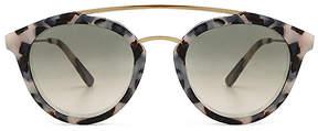 Westward Leaning Double Bridge Sunglasses