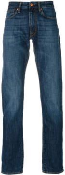 Incotex straight leg jeans