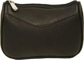 Piel Leather Carry-All Zip Pouch 2845 (Women's)