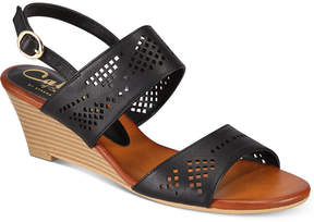 Callisto Sprinter Wedge Sandals Women's Shoes