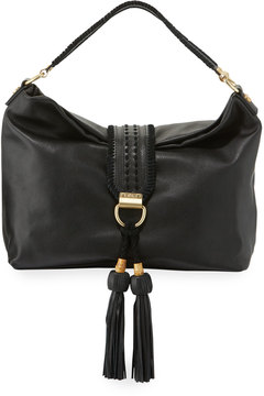 Foley + Corinna Sarabi Tasseled Hobo Bag