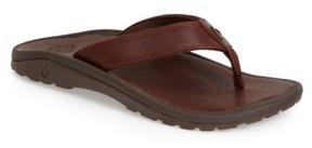 OluKai Men's 'Kupuna' Flip Flop