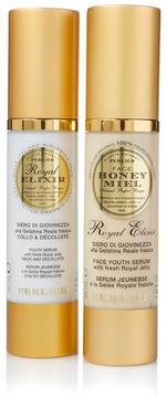 Perlier Honey Royal Elixir Face and Neck Serum Set