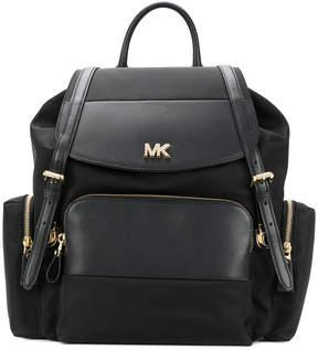 MICHAEL Michael Kors contrast panel backpack