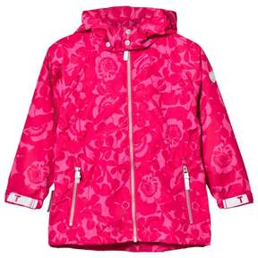 Ticket to Heaven Magenta Pink Jacket Kelly With Detachable Hood