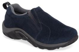 Merrell Boy's Jungle Moc Slip-On Sneaker