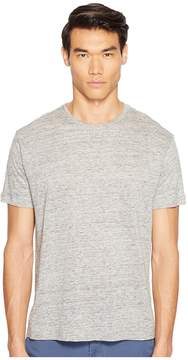 ATM Anthony Thomas Melillo Linen Relaxed Fit Crew Neck Tee Men's T Shirt