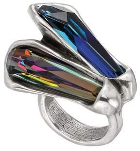 Uno de 50 Meteor Swarovski Crystal Ring
