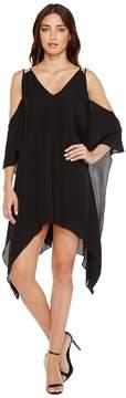 Adelyn Rae Fiona Woven Shift Dress Women's Dress