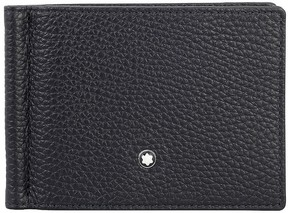 Montblanc Meisterstuck 6 CC Leather Wallet - Black