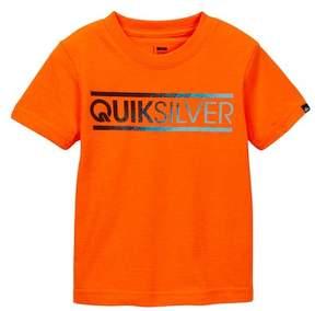 Quiksilver Filler Tee (Toddler Boys)