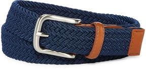 Izod Navy Stretch Web Belt - Boys 4-20