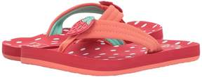 Reef Little Ahi Scents Girls Shoes